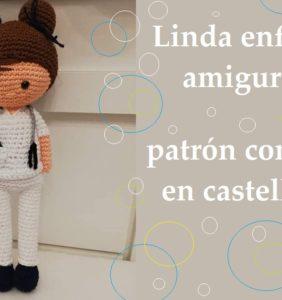 Enfermera patrón completo en castellano