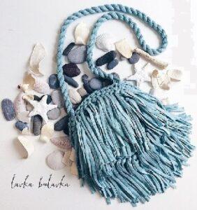 Bolsos de crochet en las mejores pasarelas de moda